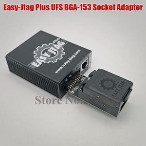 Image 5 - 2020 Оригинал Z3X легкий Jtag Plus box UFS BGA 153 адаптер гнезд