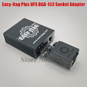 Image 5 - 2020 original Z3X  Easy Jtag Plus box UFS BGA 153 Sockets Adapter