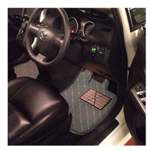 lsrtw2017 leather car floor mat for toyota wish 2003-2019 2017 2016 2015 2014 2013 2012 2011 2010 2009 2008 2007 accessories for toyota fj cruiser rgb led headlight halo angel eyes kit car styling accessories 2007 2008 2009 2010 2011 2012 2013 2014