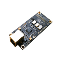 SA9227 HIF audio USB decoder DAC daughter card expansion card for dac ak4497 es9038q2m 9038pro