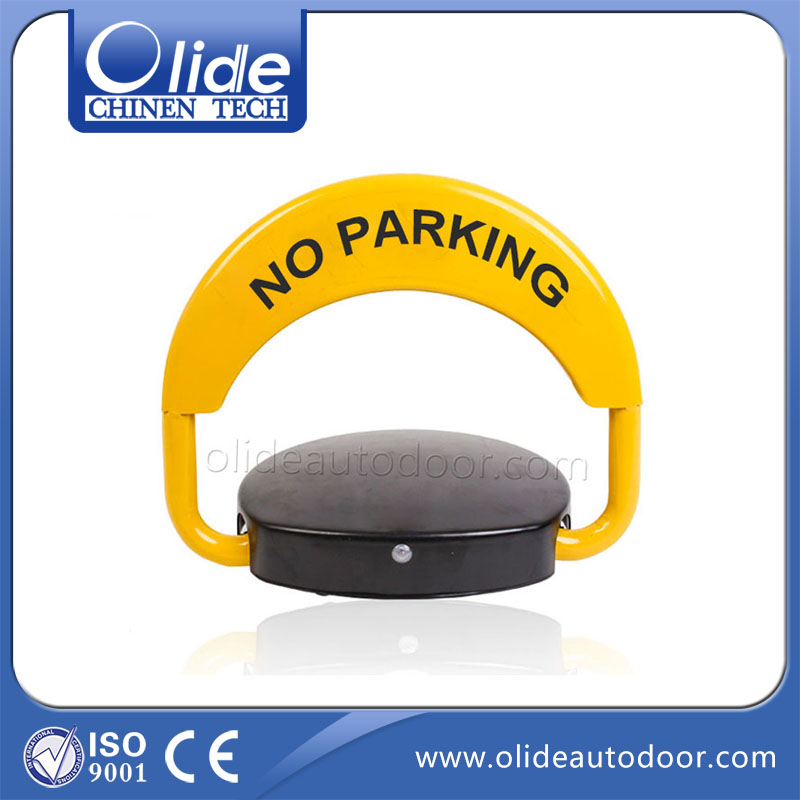 vehicle control parking locks/Automatic car parking barrier dry battery powered automatic parking barrier security bollard
