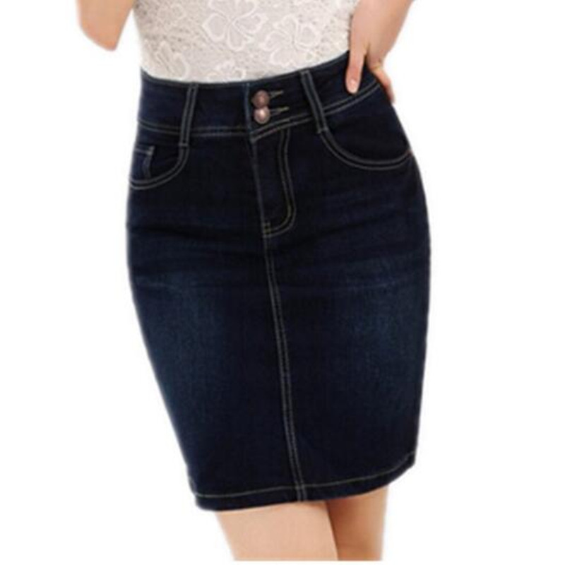 Online Buy Wholesale dark denim skirt from China dark denim skirt ...