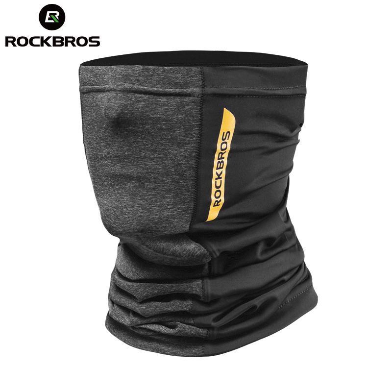 ROCKBROS Ice Fabric Hiking Scarf Bandana Breathable Camping Running Neck Gaiter Sport Scarves Cycling Bicycle Bandana Face MaskROCKBROS Ice Fabric Hiking Scarf Bandana Breathable Camping Running Neck Gaiter Sport Scarves Cycling Bicycle Bandana Face Mask