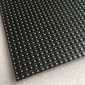 Image 5 - Free shipping RGB led matrix led module p4 , hub75  smd2020 smd2121 indoor ph4 led screen module 32x64