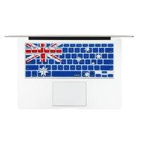 MỸ Cổ, đối với Apple MAC MacBook Pro MỸ Phong Cách Úc Cờ Silicone Bàn Phím Cover Protector Da, bàn phím cover cung cấp nhà máy