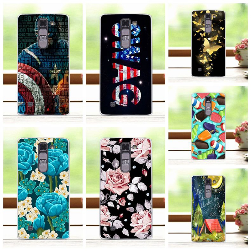 Hot Sale Lovely Hard Painting Case For LG Magna C90 H520N H502F H500F Colorful funda Cover For LG G4 Mini Case For LG G4C 5.0