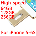 High-Speed Lightning Otg Usb Flash Drive 512GB 1TB 2TB For IPhone 5/5s/5c/6s/6 Plus Cle Usb Stick Memory Card Pendrive 64GB 32GB