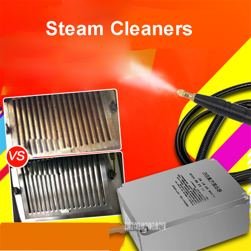 A 01 High Steam Steam Cleaner Cleaning Machine Disinfection Pumping Sterilization Automatic 2 m 4 h once 90 degrees Celsius
