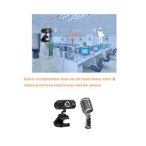 Image 5 - HXSJ S50 caméra Web USB 720P HD 1MP caméra Web avec Microphone insonorisant intégré résolution dynamique 1280*720