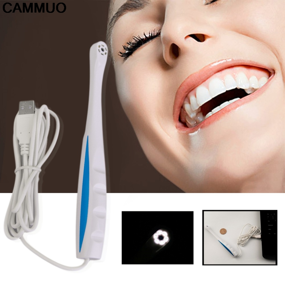 CAMMUO Intra Oral Dental USB Intraoral Camera Dentist Device Teeth Photo Shoots Photography Medical Equipment Teeth Whitening dental equipment intraoral light dentistry dental instrument led light dentist oral therapy equipment teeth whitening tooth