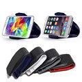 Universal Adjustable Crocodile Clip Mobile Phone Car Desk Holder Bracket Mount for iPhone 7 6s 6 5s 5 Samsung S3 S4 S5 S6 S7