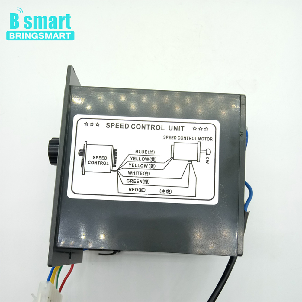 Wholesale Ac Motor Speed Controller 220v With 15w 25w 40w 60w 90w Picture Wiring 120w 180w 250w Digital Voltage Regulator In From Home Improvement On