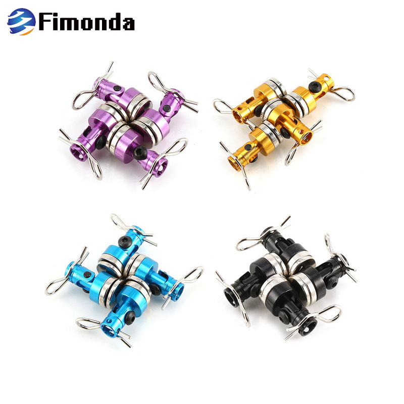 4Pcs extension body mount post for 1:10rc cars drift touring