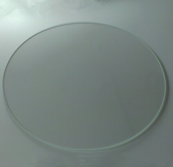 Horizon Elephant Reprap Rostock Delta Kossel Borosilicate Glass Build Plate for DIY 3D printer Round:250mm 3mm thick Perfectly f handif automatic tape dispenser machine at60