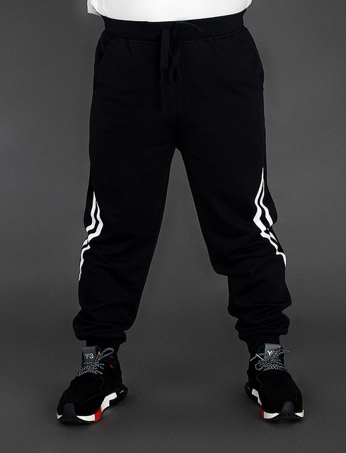 Negro Ocasional otoño harem Danza Hip hop Pantalones joggers Grande el tamaño de la personalidad de Algodón Más El Tamaño para hombre pantalones Rectos XXXL-8XL
