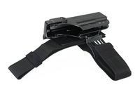 PPT Hot Sale Tactical Military G17 Gun Holster Leg Thigh Lock Pistol Holster For Hunting Shooting OS7 0098