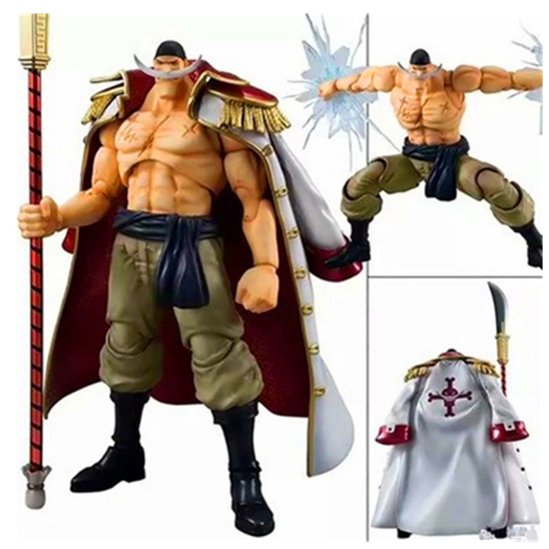 25CM ONE PIECE Edward Newgate Action Figure Toys Model Doll White Ver Anime Model Decoration Toy Gift with Box H43625CM ONE PIECE Edward Newgate Action Figure Toys Model Doll White Ver Anime Model Decoration Toy Gift with Box H436