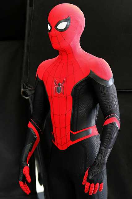 High Quality Spider Man Far From Home Cosplay Costume 2019 Peter Parker Spider Man 3d Print Lycra Spiderman Bodysuit Spidey Suit Movie Tv Costumes Aliexpress