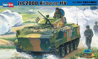 Hobby chefe 82434 ZLC2000 ar IFV - 1:35 Kit modelo de plástico