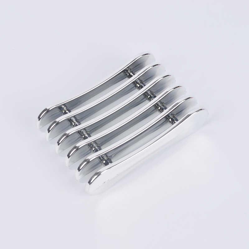 5 siatki Nail Art uchwyt na długopis paznokci Salon szczotka Rack akcesoria rzeźba żel UV kryształowy długopis przewoźnika do przechowywania Manicure narzędzie stojak uchwyt na