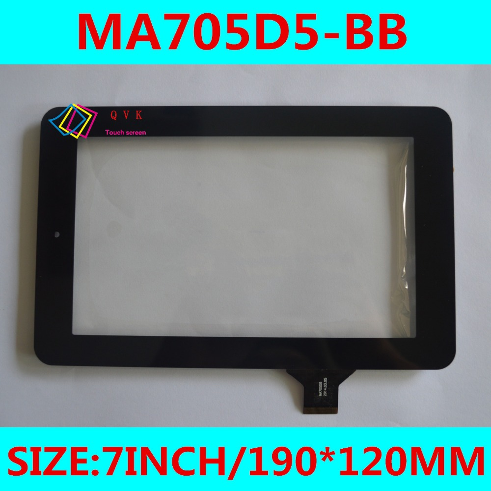 BALCK 7 inch Tablet PC For ALLVIEW SPEED QUAD Touch Screen Panel Digitizer Replacement MA705D5-B 10112-0A5067A MA707D5 10112-0