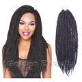Ombre Color 18inch 70g 30 Root Senegalese Twist Braid Senegal Crochet Braids Hair Hand Rub Twist Braid Synthetic Hair Pieces