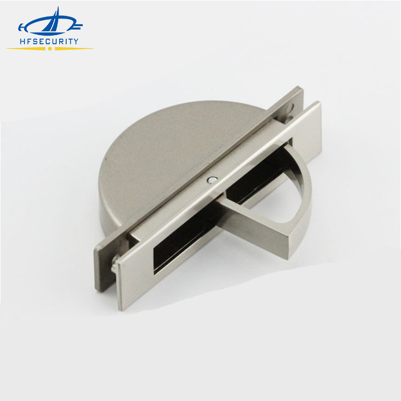 HFSECURITY Tatami Hidden Door Knob Furniture Recessed Flush Pull Cover floor cabinet Handles