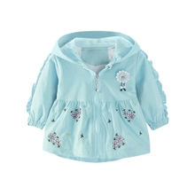 Autumn Kids Clothes For Girls Toddler Baby Jacket Coat Hoode