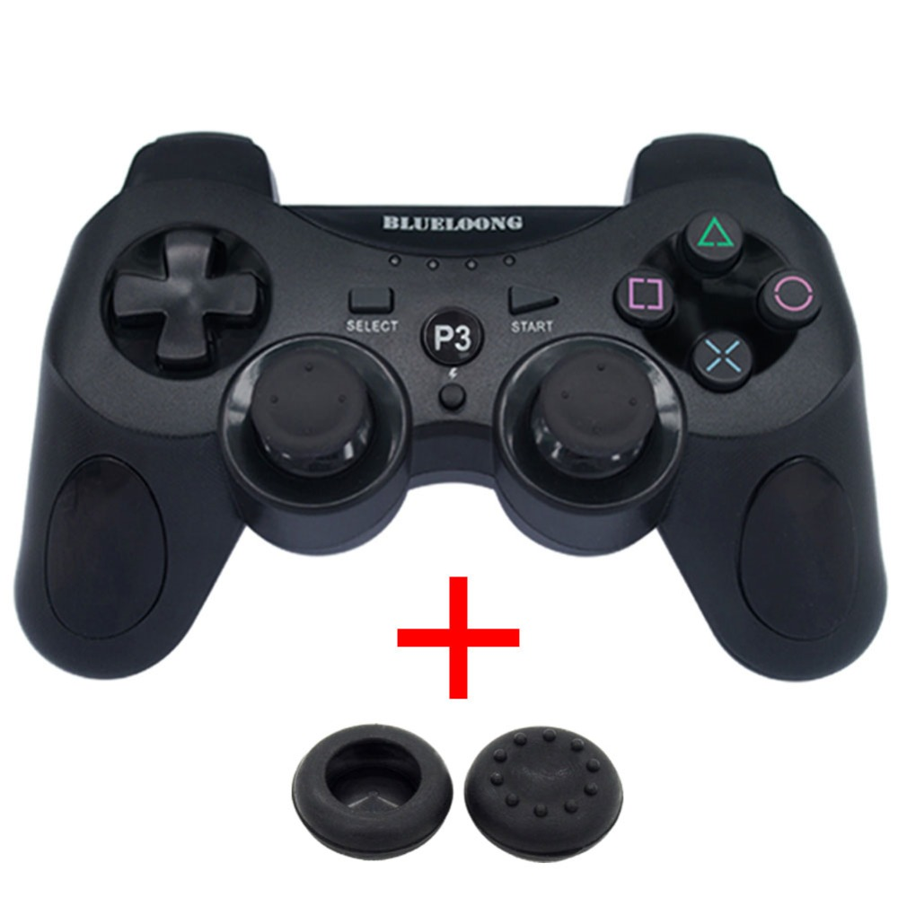 blueloong Wireless SIXAXIS Gamepad Controller Bluetooth Controller for Sony PS3 Controller Playstation 3 Dualshock 3