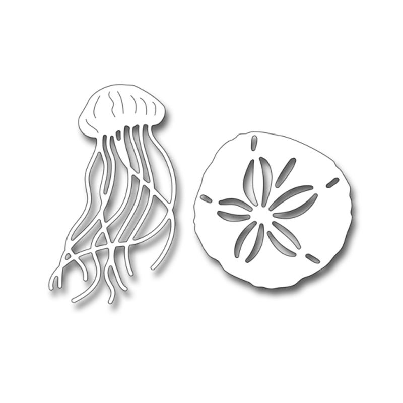 Electronic Components & Supplies 2018 Home Decoration Sweet Dream Star Cutting Dies Silver Or Custom Color Cutting Dies Baby Etching Starfish Cutting Dies