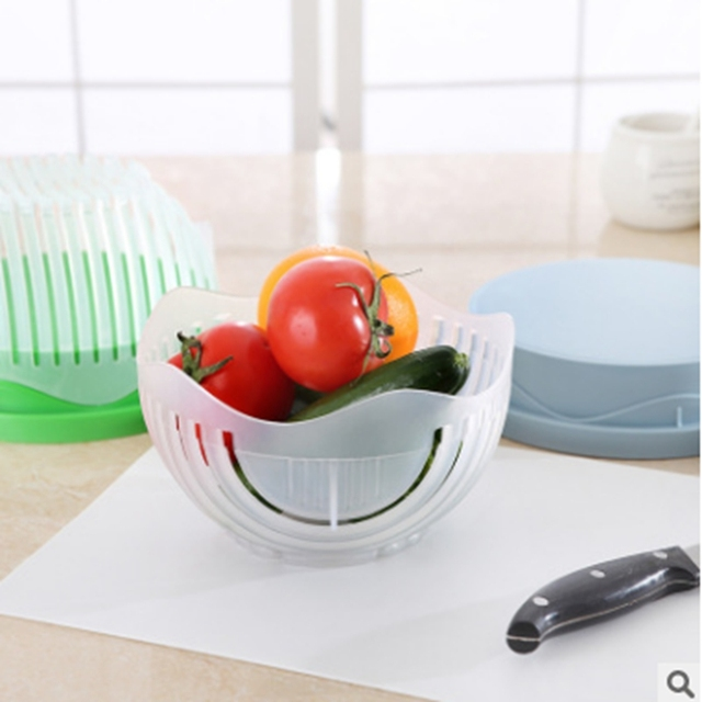 Vegetable Cutter Bowl unique kitchens tools