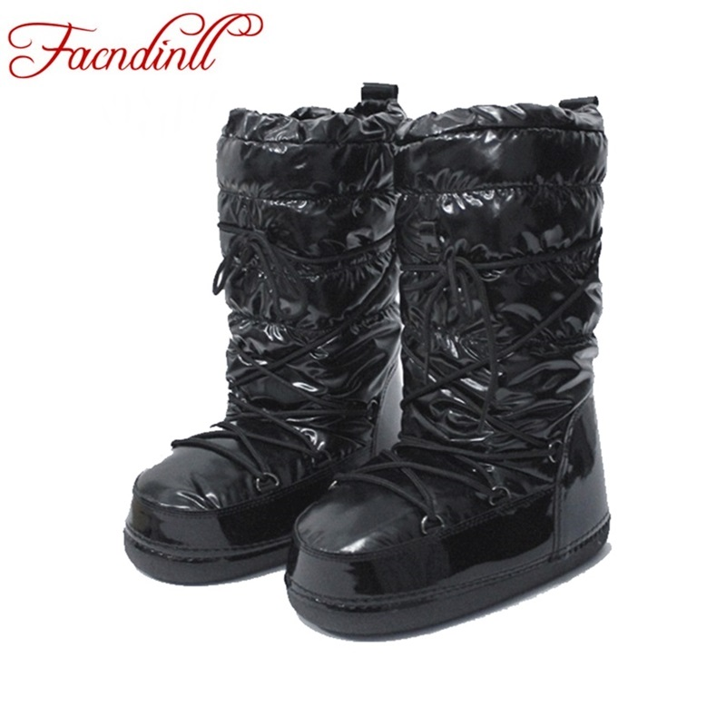 2017 fashion waterproof winter snow boots s