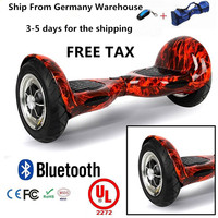 Electric Self Balancing Hoverboards Scooter with Big Wheels