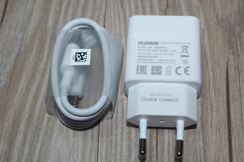 Original Huawei Quick Charger 9v 2a Usb Fast Charger