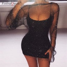 ef2b3bd2fe6dc Popular Rhinestone Clubwear-Buy Cheap Rhinestone Clubwear lots from ...