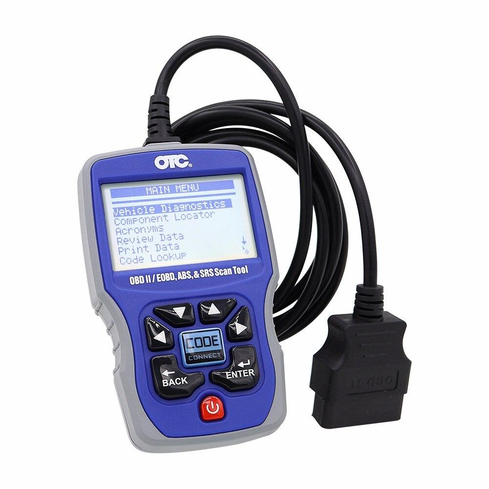 Aliexpresscom Buy Otc 3111 Pro Trilingual 3111pro Scan Tool Obd
