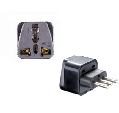 Italy Transformation Plug Mark Conversion Socket Converter Charge Source Milan Chile Transfer Head