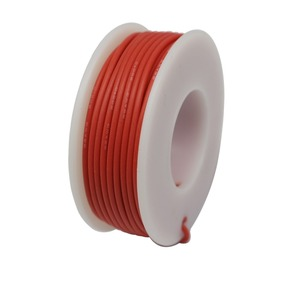 Image 2 - 18 20 22 24 26 28 30 AWG silicone Wires Electronic Wire Conductor To Internal Wiring CABLES WIRES DIY
