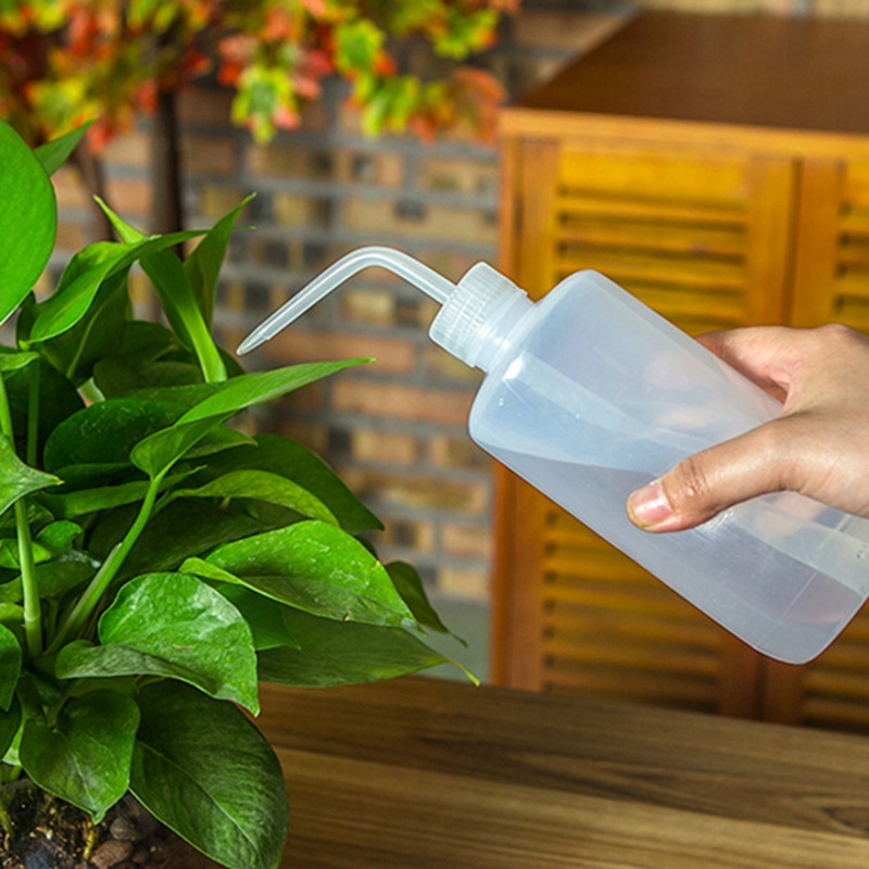 Succulents Special Plant Flower Watering Can Squeeze Bottles With Long Nozzle Water Beak ...