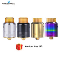 Original Vandy vape Pulse 24 BF RDA Atomizer 2ML Rebuildable Dripping Vape Tank For E Cigarette Vandyvape 510 Mod Vaporizer