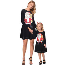 c8411c142551f Christmas Dress Mom Daughter Promotion-Shop for Promotional ...