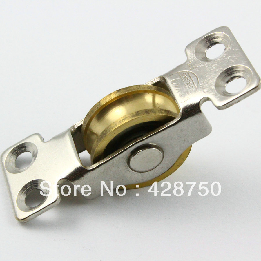 Superieur 4 Pieces Window Pulley Cabinet Sliding Door Roller In Window Rollers From  Home Improvement On Aliexpress.com | Alibaba Group