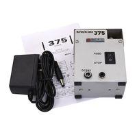 KNOKOO 110 В/220 В 375 V cut пайки подачи с резаком педаль controlsolder ролик recyle функция