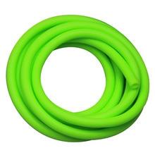 3m elastiska multifunktionella träningsband styrketräning grönt dragkedja för grossistkylansport