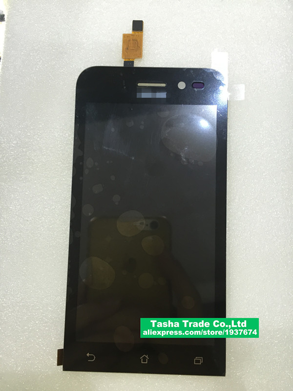 ФОТО Free shipping assembly For ASUS ZENFONE GO ZB452KG LCD Display Panel Screen Digitizer Touch Assembly Replacement