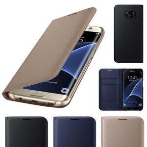 Оригинальный кожаный чехол-бумажник с откидной крышкой для Samsung S8 S9 S10 Plus S10E, жесткий чехол для Samsung A10 A20 A30 A40 A50 A70 A80 2019 A7