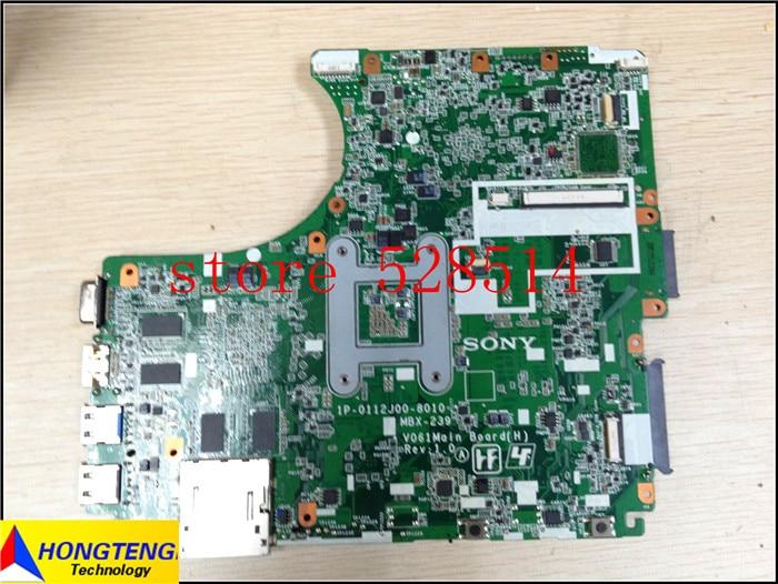 Original MBX-239 motherboard V061 Main Board A1830925A 1P-0112J00-8010 DDR3 100% Test ok