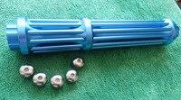 High Power military Blue Laser Pointer 500000m 450nm LAZER Flashlight Burning Match/Dry Wood/Black/Burn Cigarettes Hunting