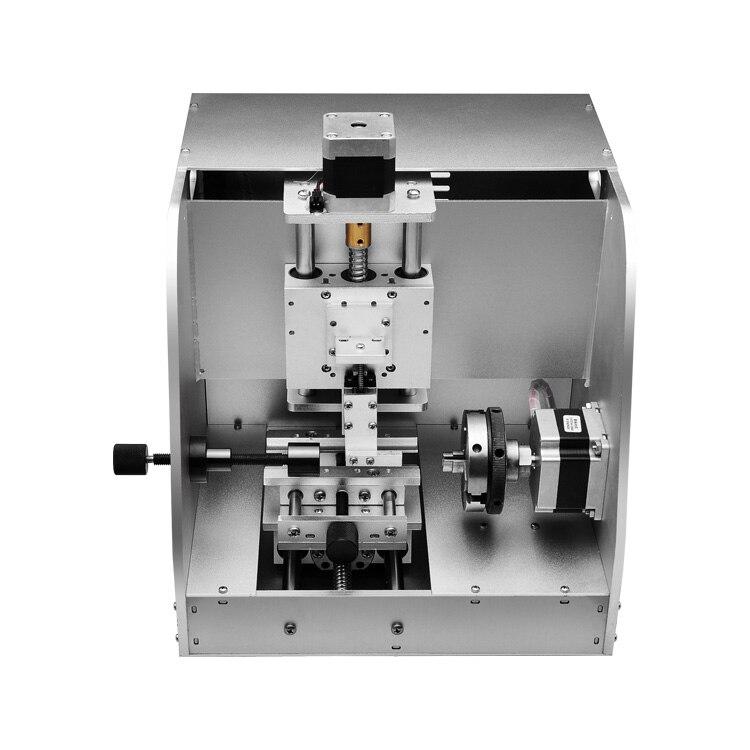 Machine de gravure de marquage de bijoux pour Bracelet de médaille en métal