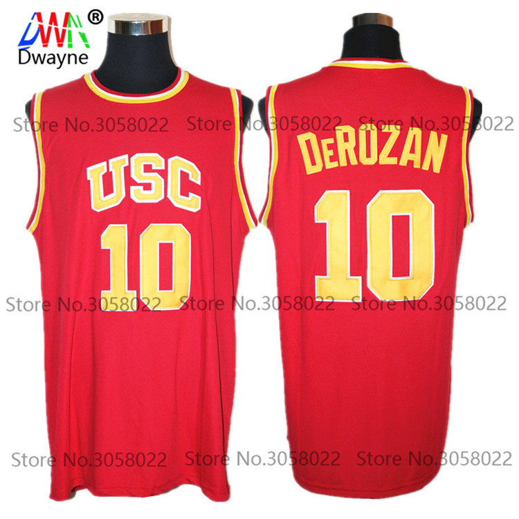 new styles a5d19 2e24e Buy vintage usc basketball jersey and get free shipping on ...